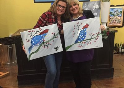 Gallery: Paint and Wine, Paint and Sip in Phoenix, Arizona