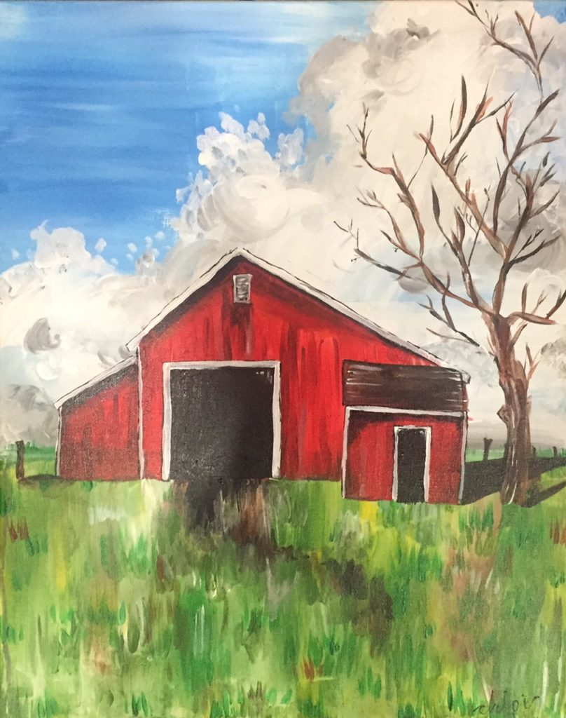 COUNTRY BARN - The Painters Lounge - Best Paint and Wine, Paint and Sip in Phoenix, Arizona