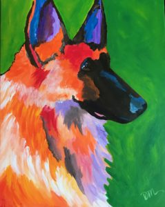 Paint Your Pet at The Casual Pint